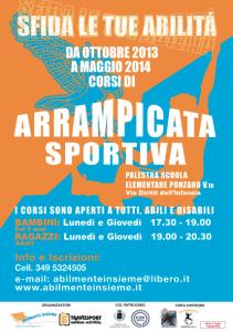 locandina arrampicata 2013 - 014