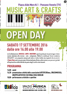 open day spazio musica